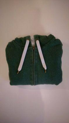 9a53cc5b6eff07 H&M Grüne gefütterte Jacke, Größe S