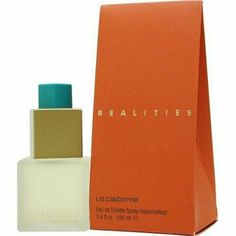 Realities By Liz Claiborne For Women. Eau De Toilette