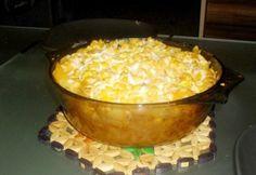 Chilis-sajtos hús recept képpel. Hozzávalók és az elkészítés részletes leírása. A chilis-sajtos hús elkészítési ideje: 75 perc Vegetables, Food, Essen, Vegetable Recipes, Meals, Yemek, Veggies, Eten