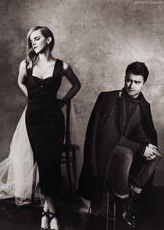 Emma and Dan