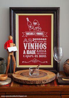 Queijos & Vinhos: sempre uma boa ideia para os meses frios