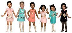 Sims2City: Little Dolce&Gabbana princess♥♥