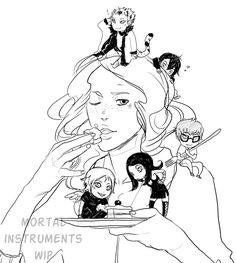 Cassandra Jean - The Mortal Instruments Characters (funny)