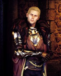 Cullen  Three games later and you can finally romance him.  Damn those Amell women