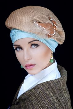[Portrait by SAKAartisan] Girl with a Pearl Earring   photographer Jaroscha Jaroscha stylist Zoya Prosekova model Veronika Paireli Make-up artist Kitty Kittiya Anjimakorn