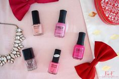 Valentine's Day Nails 2016 | On My Nails - Fashion Fairytale | A Tale of Fashion & Beauty Blog