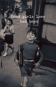 """I love """"bad boys"""". They are so mystical, adventurous, full of surprise. They will love you truly deeply only if you know how to love them back. Positive Vibes Quotes, Girly Attitude Quotes, Good Girl Bad Boy, Bad Boys, Bad Boy Quotes, Life Quotes, Best Inspirational Quotes, Motivational Quotes, Asshole Quotes"""
