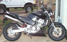 The Honda 919 / Hornet CB900F Website » L D H's Honda 919 Motorcycle