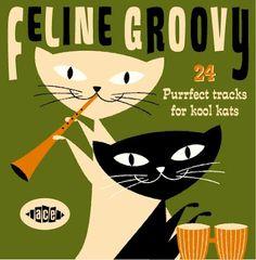 Music for discerning feline