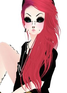 Captured Inside IMVU - Join the Fun!lindi!!