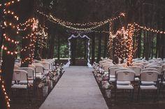 Tres Suenos Vineyard Wedding in Luther Oklahoma