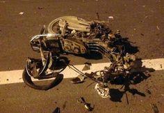 Tin TNGT mới nhất ngày 1210 Đấu đầu ô tô xe máy kẹp 3 nát vụn - Tin Mới