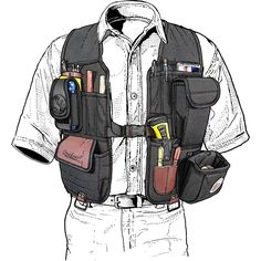 Occidental Builders' Tool Vest - Duluth Trading