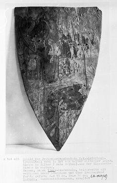 Tarcza komtura krzyżackiego W. von Liederbach - ok. 1300