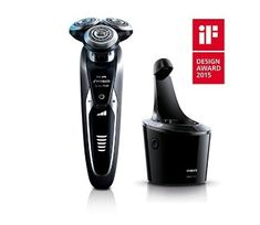 Philips Norelco Shaver 9300 is our most advanced shaver yet. With the unique Contour Detect Technology, each shaving head independently moves in 8 directions to follow your face's every curve. This improved...
