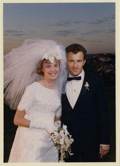 Marie Placanica and Lynn Jeffery. 1965