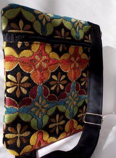 Hip Bag Sling Crossbody Hipster Shoulder by ClaudiaBagDesigns, $28.00