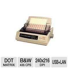 Old school DOT Matrix printer.