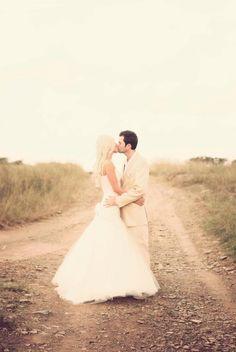 My safari wedding