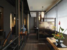 鼎王麻辣火锅(高雄明华店),虚实写意,舒适惬意 http://www.gooood.hk/Ding-Wang-Restaurant-By-Ho-D.htm