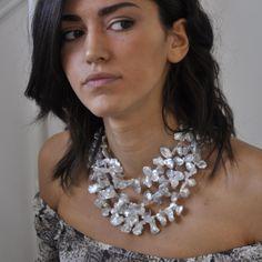 collana con perle scaramazze