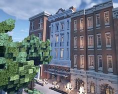 World of Warcraft Building Bundle Minecraft Map Minecraft Bridges, Minecraft City, Cool Minecraft Houses, Minecraft House Designs, Minecraft Projects, Minecraft Ideas, Suburban House, Farm Trucks, Medieval Town