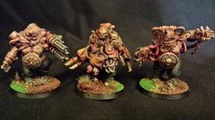 obliterators of nurgle