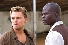 Blood diamond. Hands down one of my favorite movies.