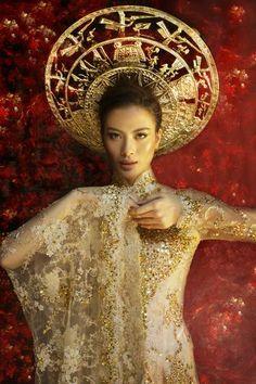 "Saatchi Art Artist Viet Ha Tran; Photography, ""The Golden Imprint (Large Size) - Limited Edition 1 of 7"" #art"