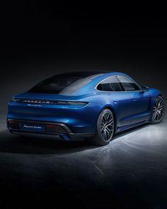 The all new full electric Porsche Taycan Porsche Taycan, Weird Cars, Crazy Cars, Electric Cars, Amazing Cars, Concept Cars, Luxury Cars, Super Cars, Ferrari