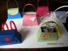 played with our new purse die cut. It makes a variety of purses ... Great Deals and Ideas at www.die-cut-machines.com