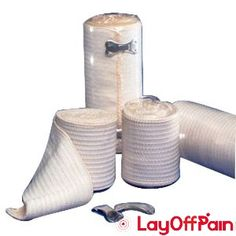 """Kendall-Covidien - 4422 - Curity Non-Sterile Elastic Bandage with Removable Clips 2"""" x 5 yds."""