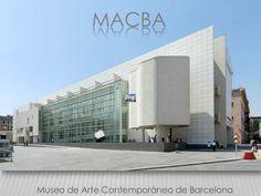 MacbaMuseo de Arte Contemporáneo de Barcelona
