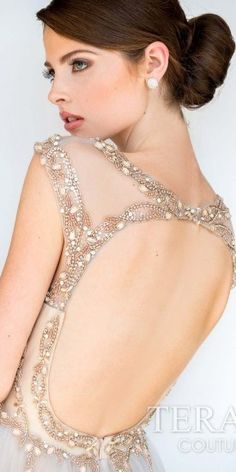 Terani Couture Stone and Sequin Style Prom Gown Prom Dresses 2015, Evening Dresses, Wedding Dresses, Ball Gowns Prom, Prom Ballgown, Tulle Ball Gown, Ball Dresses, Bridal Looks, Bridal Style