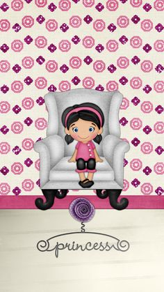 Dazzle my Droid: FREEBIE♡ Little Princess Wallpaper collection