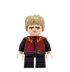 Tyrion Lannister  Game of Thrones miniBIGS LEGO Blog