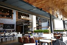 Mythos Mall of Africa - Lets Talk Food with Vuyo