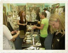 Parrish Relics Trunk Show ~ Coastal California ~ La Belle Epoque