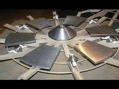 Nikola Tesla's Antigravity UFO:What happened his greatest Invention - YouTube