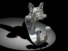 French bulldog by Giardini Gioielli! Awwwww cuuutee!