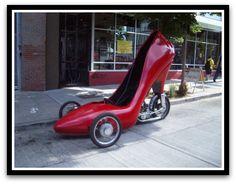 Crazy Car Designs repinned by www.carpoos.com