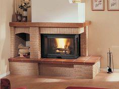 Scegliere il materiale di rivestimento per il camino rendendo la casa accogliente e calorosa e creare un'ambiente unico e particolare