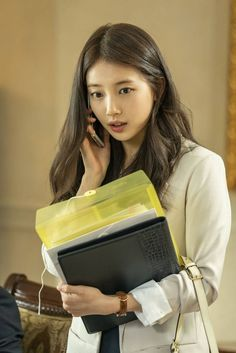 """Click for full resolution. Suzy - SBS Drama """"Vagabond"""" behind the scenes photos"""