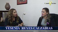 VÍDEO: ENTREVISTA CON YESENIA REYES CALZADIAS, PRESIDENTA MUNICIPAL DE CASAS GRANDES