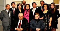 PArte del equipo directivo de la institución, liderado por la Dra. Sonia Fajardo Forero y el Dr. Juan Alberto Aragón Bateman, quienes fundaron la institución hace más de 30 años.