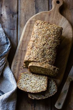 Multi-Grain Nut + Seed Bread (gluten-free + vegan) – The Bojon Gourmet