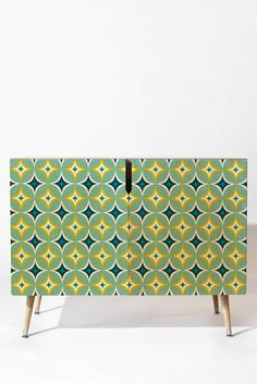 Buy Credenza with Astral Slingshot designed by Heather Dutton. One of many amazing home décor accessories items available at Deny Designs. Retro Furniture, Refurbished Furniture, Furniture Upholstery, Cabinet Furniture, Furniture Decor, Painted Furniture, Furniture Design, Dresser In Living Room, Buffets