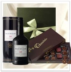 Corporate Gifts Ideas     Port & Chocolates Gift Baskets a perfect Corporate Gift option.