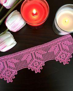Renk renk havlu kenarları uygun fiyatlarla🛍 Sipariş ve bilgi için dm📩 #ceyiz #ceyizsandığı #ceyizhazirligi #ceyizhazirliklari #tığoyası… Filet Crochet Charts, Crochet Stitches, Suede Trench Coat, Baby Knitting Patterns, Crochet Necklace, Texans, Anna, Crochet Dishcloths, Bath Linens
