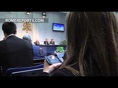 El Papa considera la televisión una herramienta esencial para la evangelización - YouTube